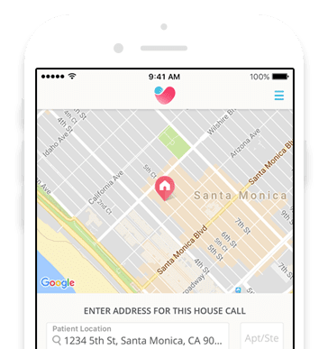 Heal - Get a doctor house call on-demand and on your schedule